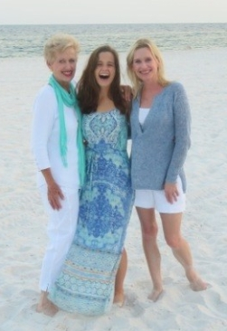 3 generations - Susan, Sarah Catherine, and Catherine